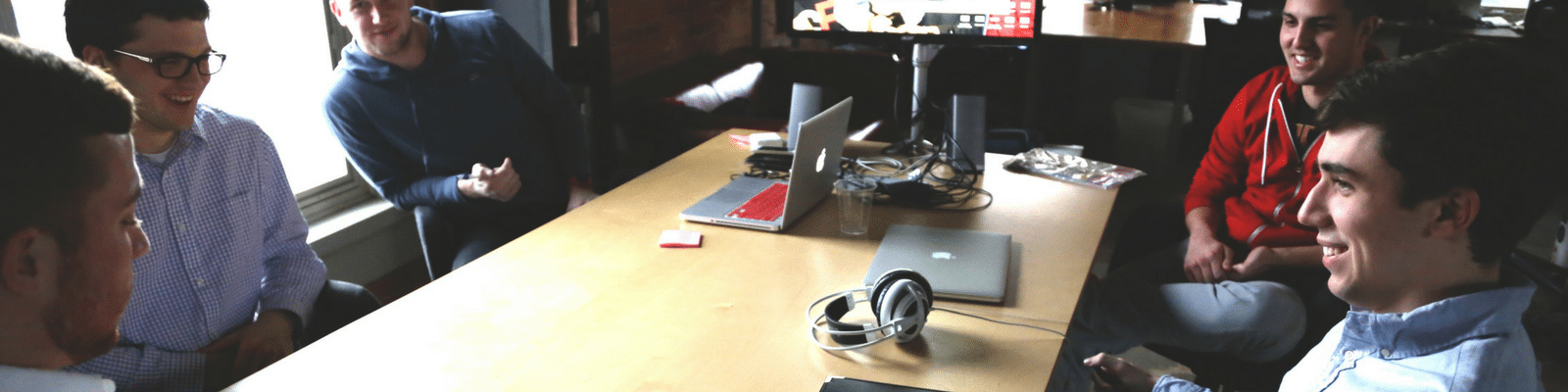 technology desk