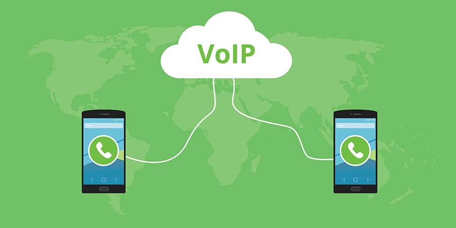 2 VoIP phones
